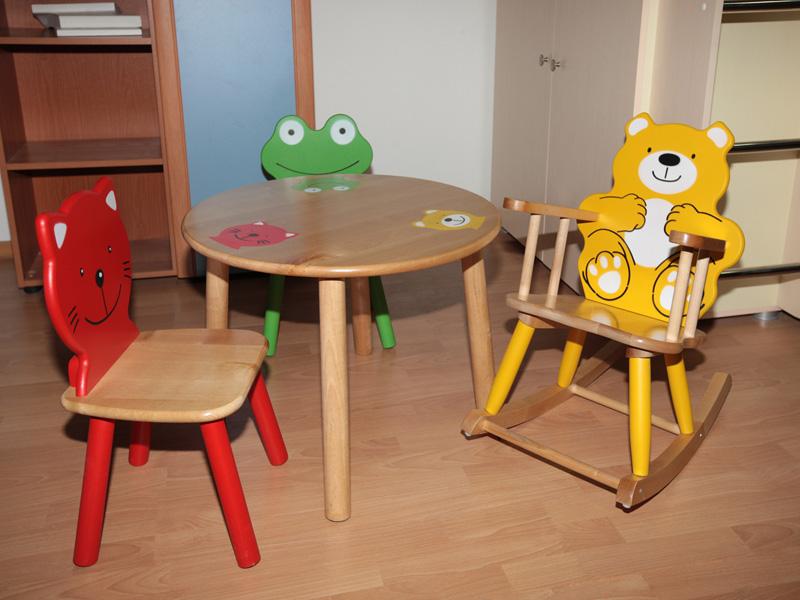 Стулья для малышей и дошкольников на все случаи жизни: и покормить, и убаюкать, и поиграть
