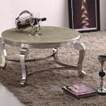 Целиком металлический столик