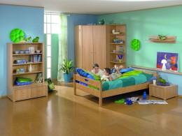Как выбрать аксессуары для детской комнаты?