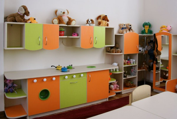 детская игровая мебель для дома