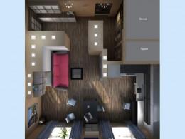 Несколько простых идей помогут увеличить до 50% свободного пространства в небольшой квартире