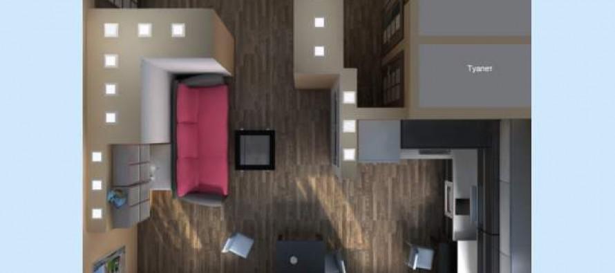 Как расширить свободное место для личных вещей в маленькой квартире