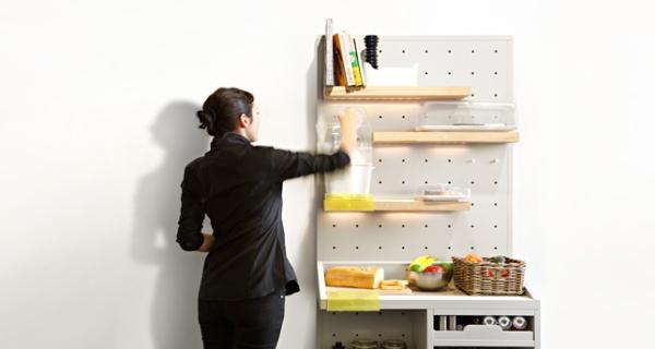 Презентация открытого холодильника