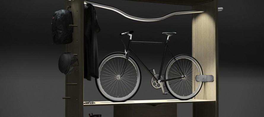 Креативные идеи дизайна держателей для велосипеда