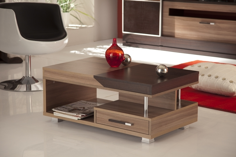 Журнальный столик-трансформер: обеденный и кофейный стол двумя движениями