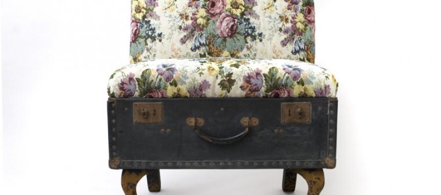 Креативные идеи по созданию уникальных вещей из старой мебели