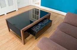 Мебель, подрабатывающая компьютером: журнальные столики, телевизоры и холодильники