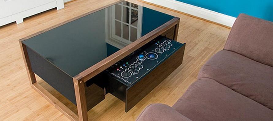 мебель-компьютер в современном интерьере