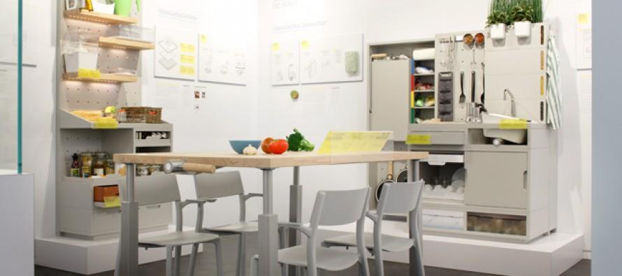 IKEA представила мебель для кухни нового поколения
