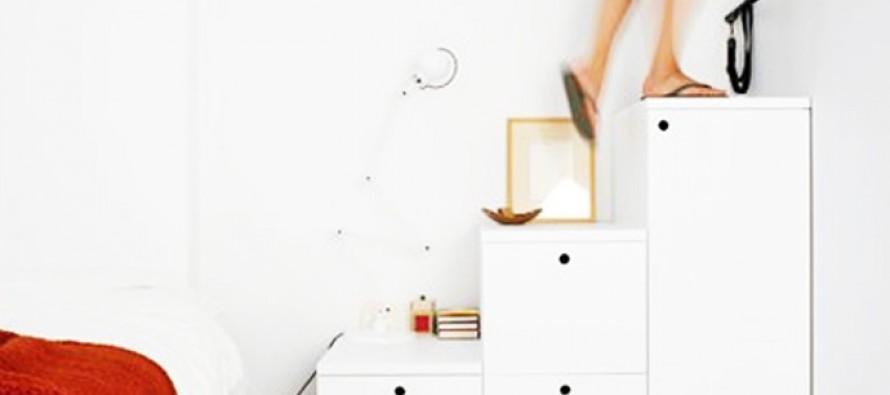 Интересные дизайнерские решения для лестниц