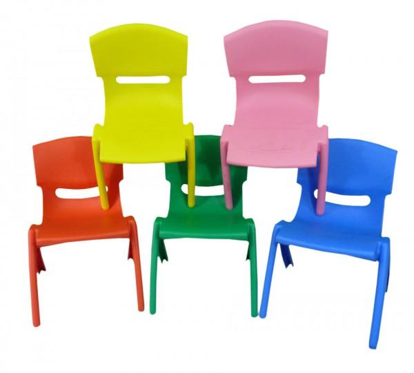 пластмассовые детские стулья