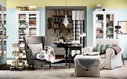 Журнальные столики от Икеа – элегантное украшение интерьера гостиной