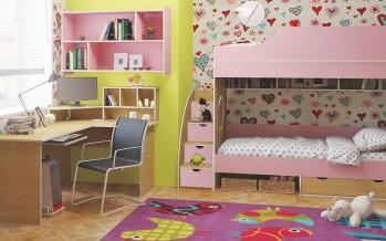 стол для школьника в детскую комнату