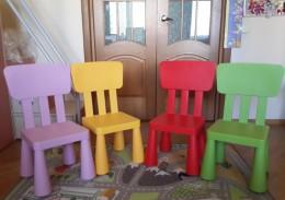 Детские стулья от Икеа: ортопедические свойства и доступная стоимость
