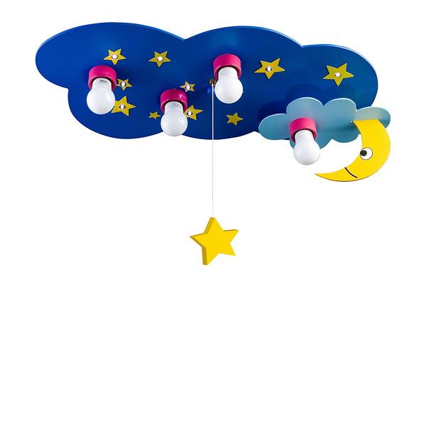 светильники для детской комнаты потолочный