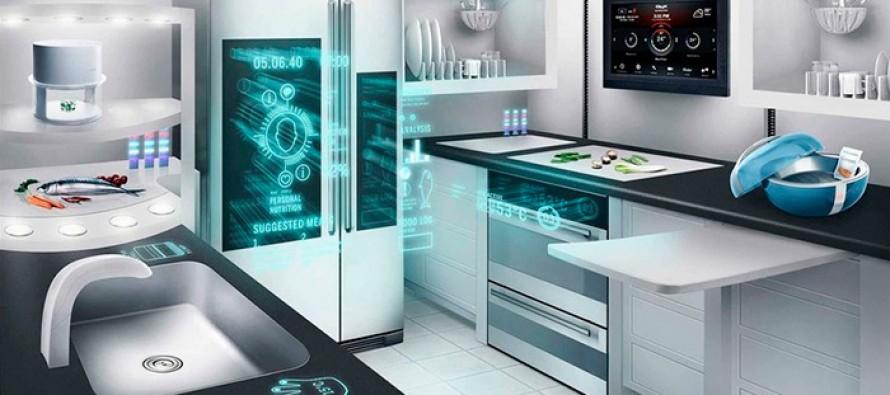 Обзор мебели со световыми эффектами