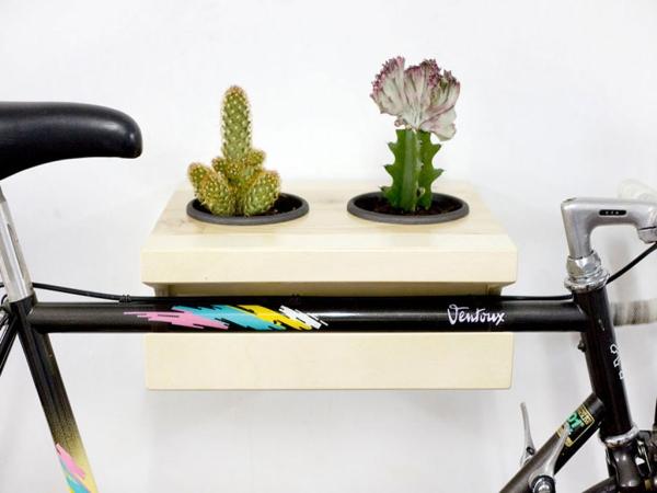 Держатели для велосипеда в винтажном стиле