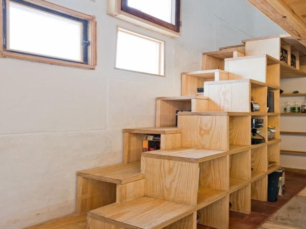 Как при помощи правильно подобранного дизайна лестницы сэкономить свободное место
