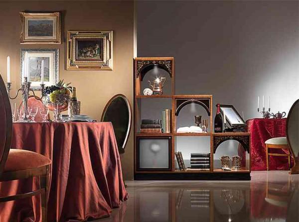 Стильный и модный стеллаж для приятных сердцу мелочей и сувениров