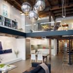 Двухэтажное жилье