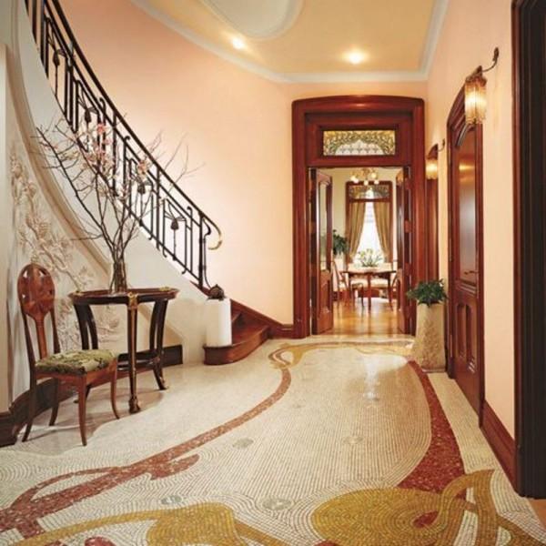 Фото коридора в стиле  модерн