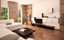Разнообразие размеров и пропорций тумб под телевизор: высокие, узкие, широкие, низкие и другие