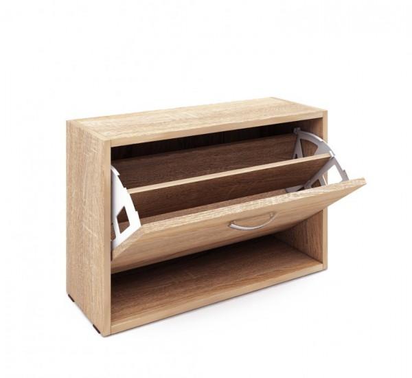 Мебель для обуви из дуба