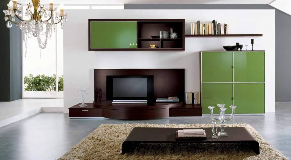 Модульная мебель для гостиной - самое удачное и современное решение