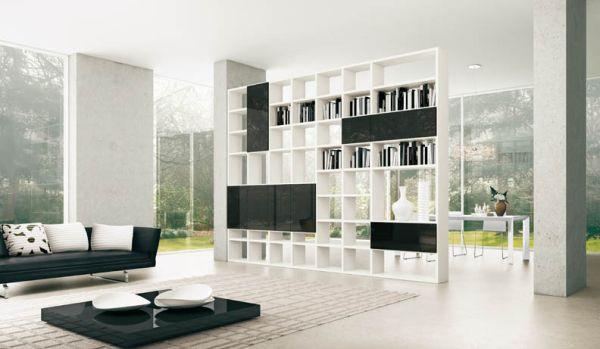 Стильная комната в стиле минимализм