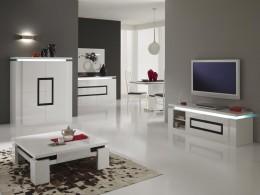Белый, венге, черный и другие цвета тумб под телевизор для вашей гостиной