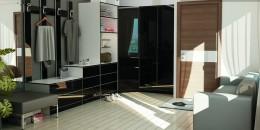 Распашной шкаф в прихожей – решение, проверенное временем