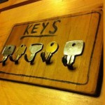 Из ключей