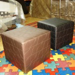 Кожаные кубы