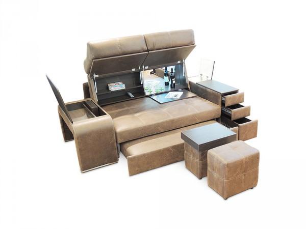 Модульные диваны серии IQ-120
