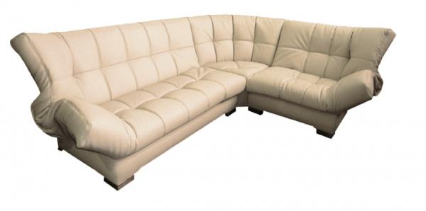 Модульный диван со спальным местом Лидер
