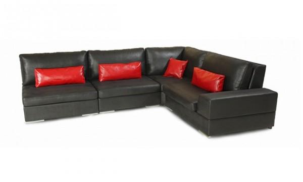 Модульный угловой диван Моника