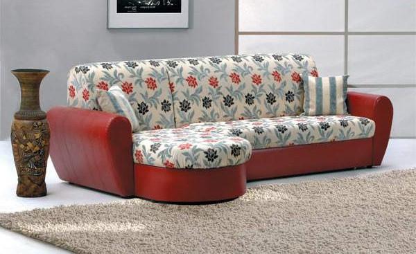 Угловой модульный диван Премьер