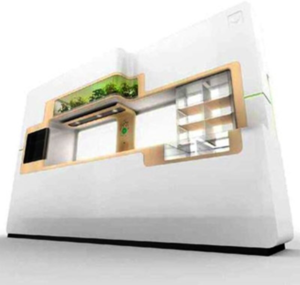 Кухня от Whirpool, которая поможет минимизировать количество расхода воды