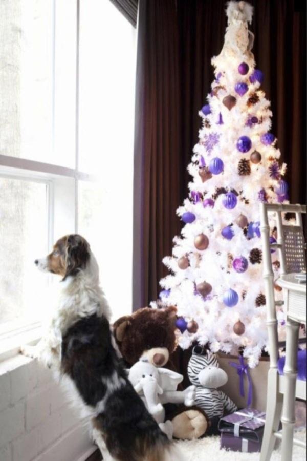 Новогодняя елка сделанная из дождика
