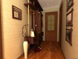 Прихожая для узкого коридора: как сделать холл стильным и удобным