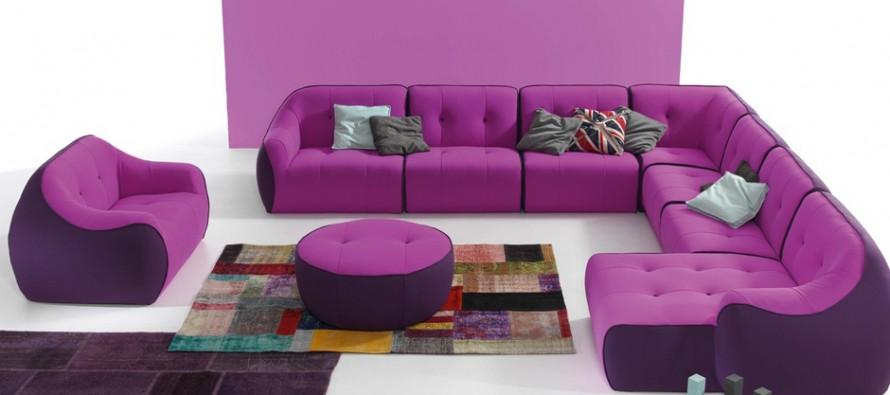 модульный диван в ваш дом