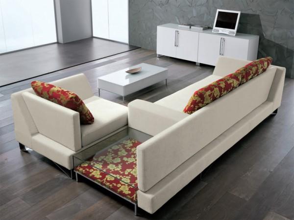 модульный угловой диван Вертис