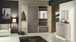Модульные прихожие – конструкторский набор мебели «сделай сам»