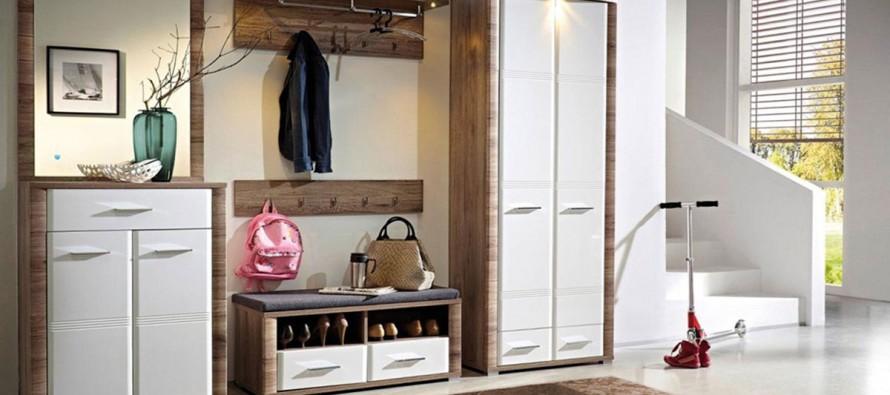 зеркальный шкаф купе в прихожую и просто распашная мебель