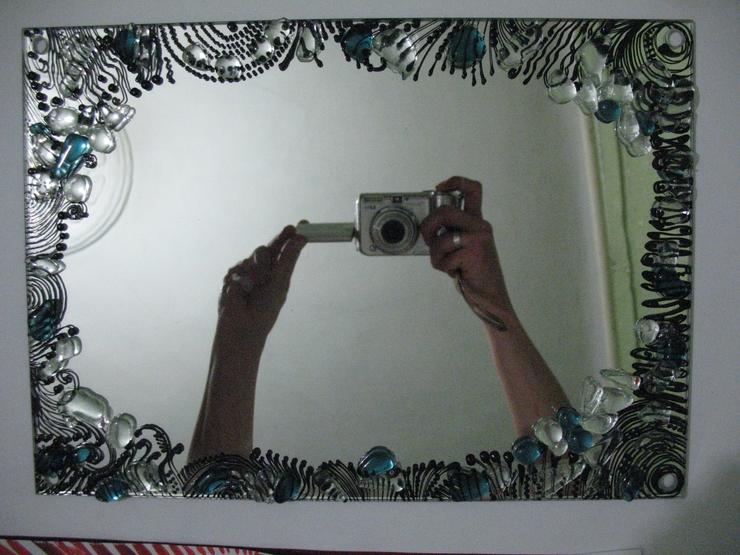 Зеркало своими руками с