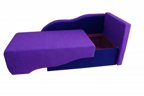 Детская раздвижная кресло-кровать
