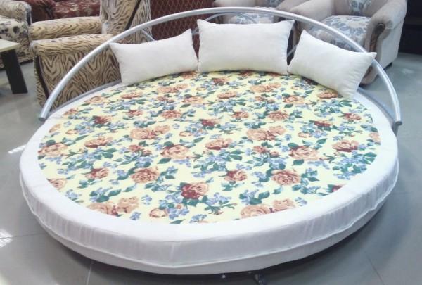 Диван-кровать круглая Натали-7