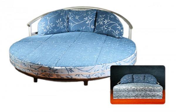 Диван-кровать круглая луна