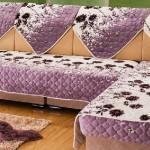 Фиолетовый fannel