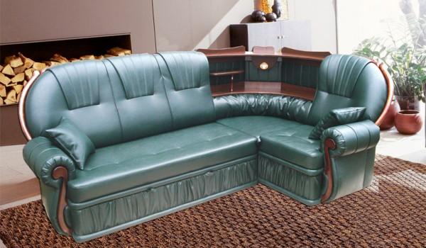 Фото из каталогов угловых диванов с баром